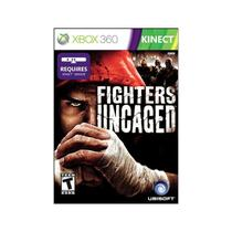 Fighters uncaged kinect - xbox360 - Microsoft