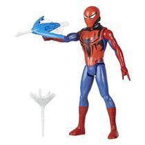 Figura Articulada - 30 Cm - Titan Heroes - Disney - Marvel - Spider-Man - Blast Gear - Hasbro -
