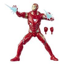 Figura Articulada - Disney - Marvel - Avengers - Guerra Infinita - Build a Figure - Iron Man - Hasbro - E0857 -