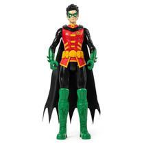 Figura Básica Articulada - Robin - 30 cm - DC Comics - Sunny -
