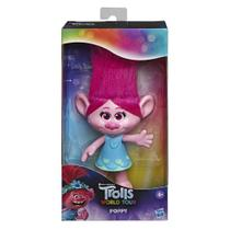 Figura Básica Trolls World Tour Poppy - Hasbro