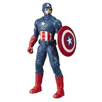 Figura Básica Vingadores - Capitão América - 25 cm - Marvel - Hasbro -
