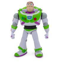 Figura Boneco Buzz Lightyear Sem Som - Toy Story 4 - Disney - Toyng -