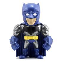 Figura Colecionável 10 Cm - Metals - DC Comics - Beware The Batman - Batman - DTC -