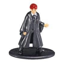 Figura Colecionável 4 Cm - Metals Nano Figures - Harry Potter - Rony Weasley - DTC -