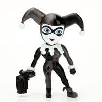 Figura Colecionável 6 Cm - Metals - DC Super Hero Girls - Harley Quinn Black - DTC -