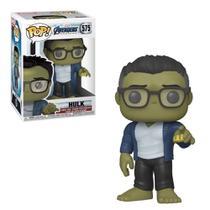 Figura Colecionável - Funko POP - Disney - Marvel Avengers Endgame - Hulk com Taco - Funko -