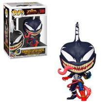 Figura Colecionável - Funko POP - Disney - Marvel - Venom - Capitã Marvel Venomized - Funko -