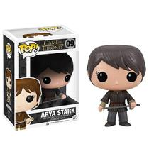 Figura Colecionável - Funko POP - Game Of Thrones - Arya Stark - Funko -