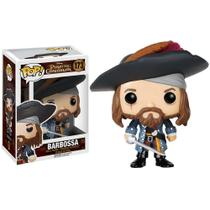 Figura Colecionável - Funko POP - Piratas do Caribe - Barbosa - Funko