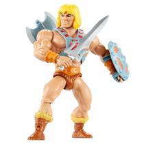 Figura De Ação - 15Cm - Colecionável - Masters Of The Universe - He - Man - Mattel -