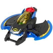 Figura de Ação e Veículo - Imaginext - DC Comics - Super Friends - Batman - Batwing - Mattel -