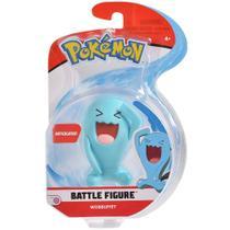 Figura de Batalha Pokémon Alola Wobbuffet 4842 Dtc -