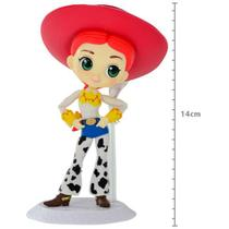 Figura disney pixar - jessie toy story 4 - bandai -