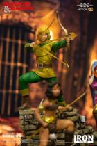 Figura Dungeons & Dragons - Hank (NOVO) Iron Studios -