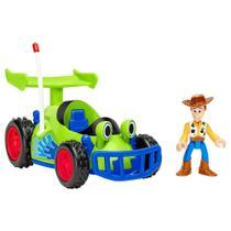 Figura e Veículo Toy Story 4 - WODDY E R.C - Mattel