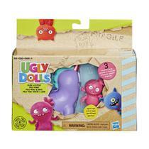 Figura e Veículo - Uggly Dolls - Moxy e Peggy - Hasbro -