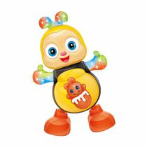 Figura Musical com Luzes - Dancing Abelha - DM Toys -