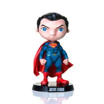 Figura Superman Liga da Justiça Mini Heroes - Mini Co -