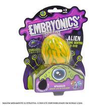 Figura Surpresa Com Slime Embryonics DTC -