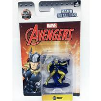 Figura Thor Avengers Nano Metalfigs Jada Toys - Dtc