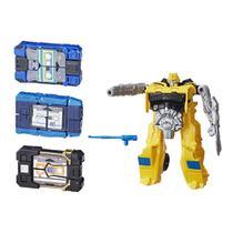 Figura Transformável - Transformers - Bumblebee Movie - Fitas Cassete - Hasbro -