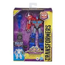 Figura Transformers  Cyberverse Adventures  Build Figure - Hasbro