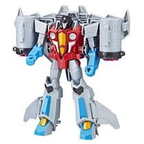 Figura Transformers Ultra Class Starscream - E1886 - Hasbro -