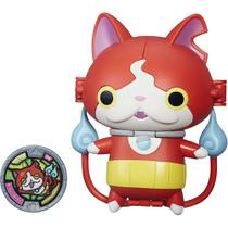 Figura Yo-Kai Change - Jibanyan-Baddinyan - Hasbro