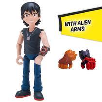 Figuras De Ação Ben 10 - Boneco Kevin Levin - Original - Playmates Toys