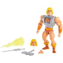 Figuras de Ação - He-Man Battle Armor - Deluxe- Masters Of The Universe - 14 Cm - GVL76 - Mattel