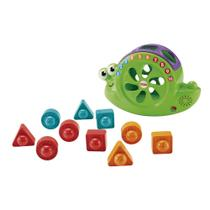 Figuras de Encaixe - Caracol Animado - Fisher-Price - Fisher price