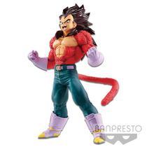 Figure dragon ball gt super saiyan 4 vegeta original - Bandai Banpresto