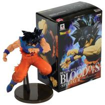Figure dragon ball super blood of saiyans special ii - Bandai Banpresto
