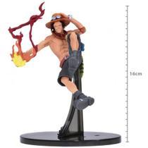 Figure Portgas D Ace One Piece Sculture Banpresto Colosseum -