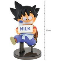 Figure Son Goku Dragon Ball Z World Figure Colosseum 2 Milk - Banpresto