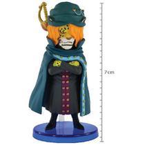 Figure wcf one piece hallcake island - pedro ref.26861/26866 - Bandai Banprest