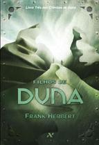 Filhos de duna - livro 3 - brochura - Aleph