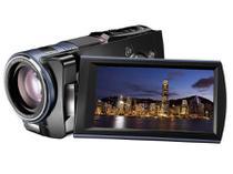 """Filmadora Digital Full HD BenQ M32 Zoom Óptico 23x - Conexão HDMI e USB LCD 3,5"""" Cartão 4GB"""