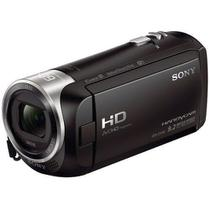 Filmadora Digital Sony Handycam HDR-CX440 Wi-Fi 8GB 9.2MP Zoom Óptico 30X Vídeo Full HD -