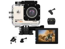 Filmadora Hd Action Camera Pro 1080P 16MP 4K Zoom 4x Barata - Navcity