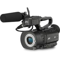Filmadora JVC GY-LS300 4K HandyCam Full Frame com Streaming e Wi-Fi -