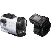 Filmadora Sony Action Cam HDR-AZ1VR com Controle Remoto de Punho -