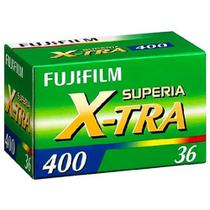 Filme 35mm Fujifilm Superia X-TRA ISO 400 Colorido 36 poses -
