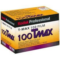 Filme 35mm Kodak T-MAX ISO 100 Preto e Branco 36 Poses -