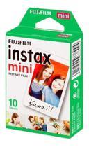 Filme Instantâneo Fuji Instax Mini Branco Caixa 10 Fotos - Fujifilm