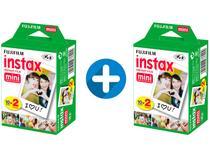 Filme Instantâneo Fujifilm Instax Mini  - 2 Unidades