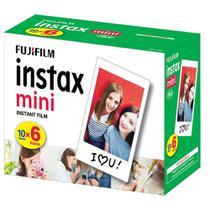 Filme Instantâneo Fujifilm instax mini (60 fotos) -