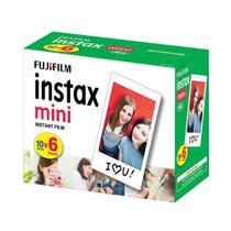 Filme Instantâneo Fujifilm Instax Mini - com 60 Poses -