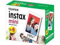 Filme Instantâneo Fujifilm - Instax Mini com 60 Poses -